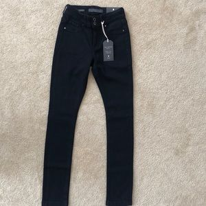 The Limited High rise denim Jegging size 0